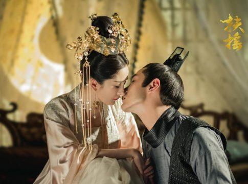 Phù Dao hoàng hậu phim xuyên không bất hủ